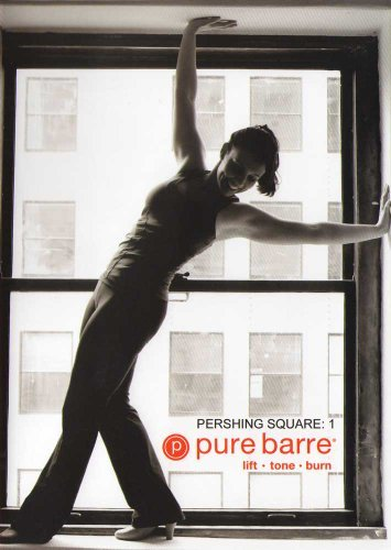 Pure Barre: Pershing Square 1: Dance Pilates discount Large-scale sale Ballet Fusion Wor