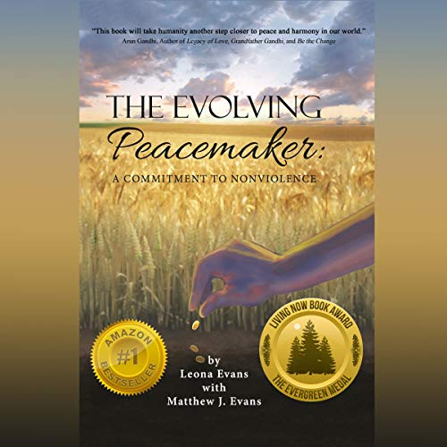 The Evolving Peacemaker audiobook cover art