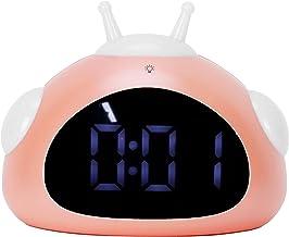 Väckarklocka, nattlampa Väckarklocka Barns sömntrainer Lätt att använda med uttrycksvisning för sovrum för barn