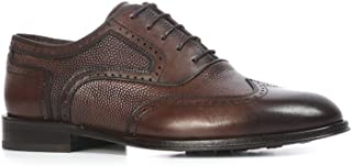 Kory Erkek Klasik Ayakkabı Kahve Alkollü