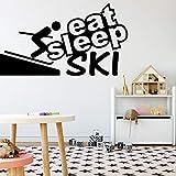 wZUN Pegatinas de Dibujos Animados decoración Familiar Pegatinas de Pared para niños habitación niño Dormitorio decoración 30x52cm