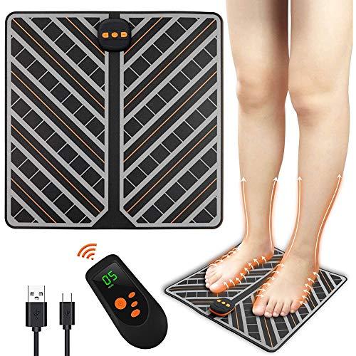 WLKQ Stimulateur circulatoire - Appareil Massage Pieds -...