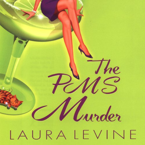 The PMS Murder cover art