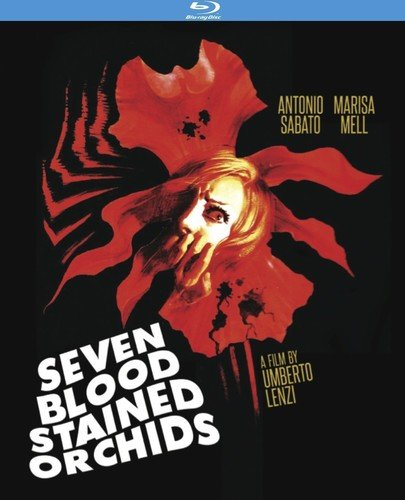 Seven Blood Stained Orchids (Special Edition) aka Sette orchidee macchiate di rosso [Blu-ray]