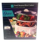 Best OSTER Electric Food Steamers - NIB Oster Designer 4711 Large Capacity Food Steamer Review