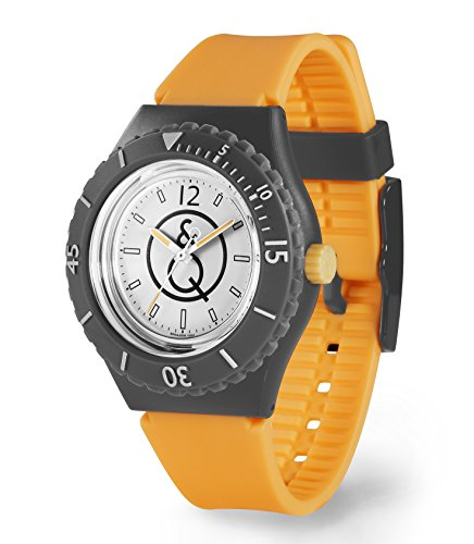 Q & Q Smile Solar orologio unisex, eco friendly by Citizen, 20 ATM Water Resist RP0J004Y
