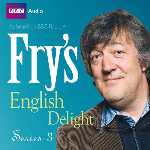 Fry's English Delight - Series 3 cover art