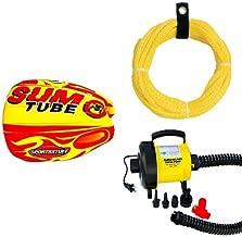 Sportsstuff Sumo & Splash Guard Combo Rope and Pump Bundle