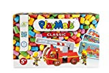 PlayMais Classic Fun to Play, Firetruck, 4er Set -