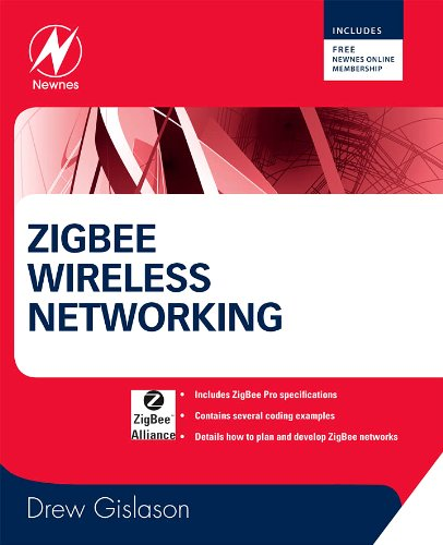 Zigbee Wireless Networking (English Edition)