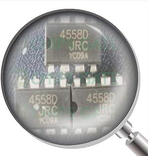40Pcs Ic SOP-8 (SMD) Njm4558 NJM4558M Jrc4558