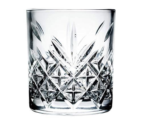 Pasabahce Tijdloze whiskeyglazen Tumbler (21cl) (12 glazen)