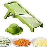 Multifunzionale affettatrice, limone verdure mobilia e smerigliatrice patate, regolazione manuale della macchina striscia ultrasottile, affettatrice