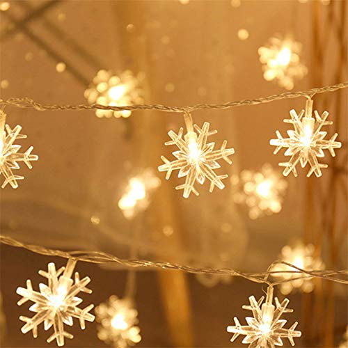 BXzhiri Fairy String Lights, Ball String Lights Starry Christmas Lights, LED String Light for Christmas,Home,Garden,Wedding,Party,Room, Holiday Decor,Centerpiece,Xmas Tree Decoration Multiple - Type
