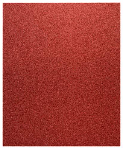 Bosch Professional Schleifpapier C420 Standard for Wood and Paint (Holz und Farbe, 230 x 280 mm, Körnung P120, Zubehör Schwingschleifer)