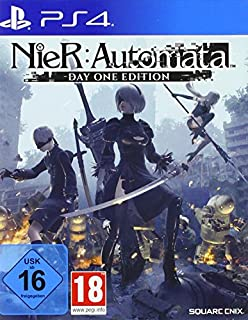 NieR Automata - Day One Edition - [Playstation 4] (B00ZULHU3Y) | Amazon price tracker / tracking, Amazon price history charts, Amazon price watches, Amazon price drop alerts