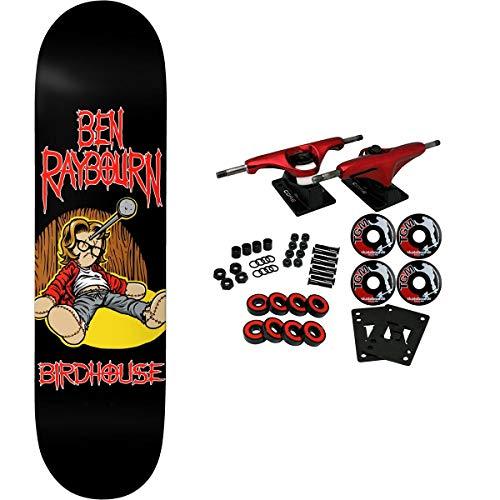 "Birdhouse Skateboard Complete Ben Raybourn Pinhead 8.38"""