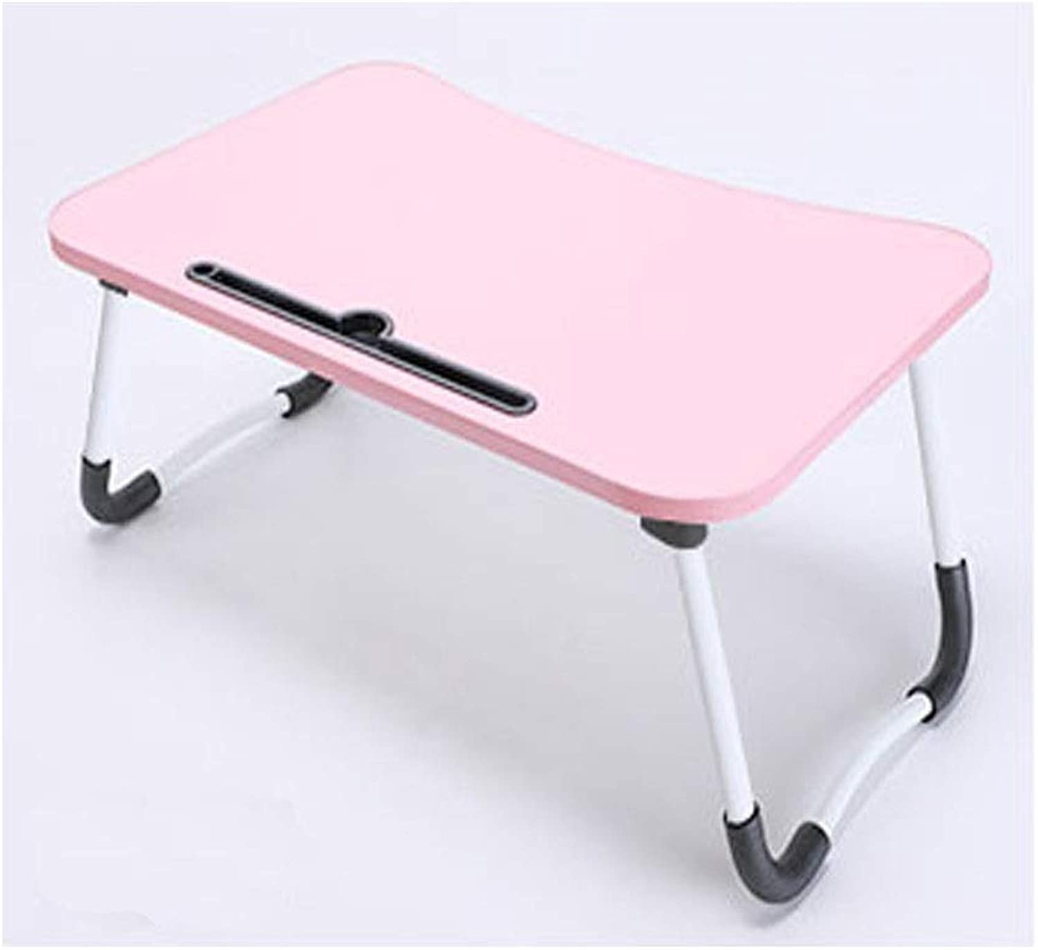 Tables and Chairs, Folding Tables and Chairs, Foldable Simple Small Table, Simple and Stylish, Create Your Own Folding Table (color   Pink)