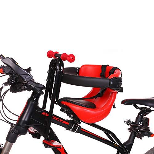 FYLY-Universal Child Bike Seat, Portable Kids Bike Safety Front Seat,...