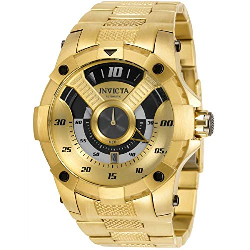 Invicta S1 Rally Automatic Gold Dial Men's Watch 33494
