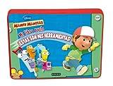 Manny Manitas. ¡Estas son mis herramientas! Mi libro puzle (Manny Manitas / Libros singulares)