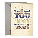 Hallmark Romantic Father's Day Card for Husband (The Life We've Built)