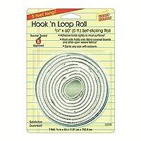 Hook N Loop 3/4In X 60In Roll