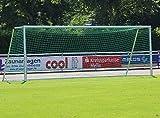 Football Grand Champ TOR 7,32x 2,4m-Transportable et vollverschweißt, tortiefe/étalages inférieure: 2.00m-Roues de transport: sans