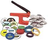 Button Machine Badge-A-Minit 100S 2 1/4' Starter Kit School Edition