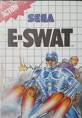 1990 Sega Enterprises LTD. E-SWAT - Sega Master System