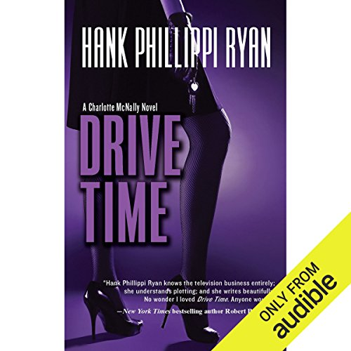 Drive Time audiobook cover art