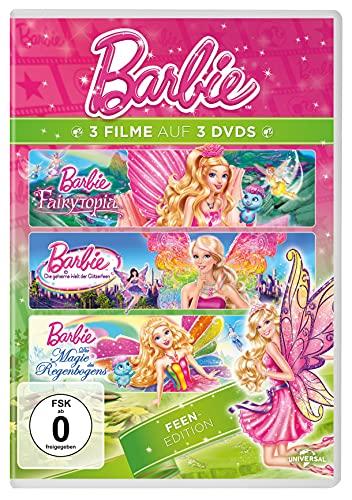 Barbie - Feen-Edition [3 DVDs]
