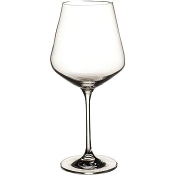 Villeroy & Boch La Divina Verre à vin rouge, 470 ml, Cristal, Transparent
