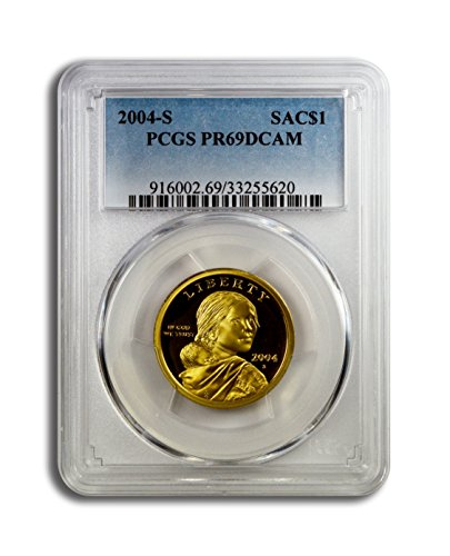 2004 S Sacagawea Native American Proof Dollar PR-69 PCGS