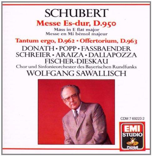 Messe D.950/Tantum Ergo D.962/Offertorium D.963