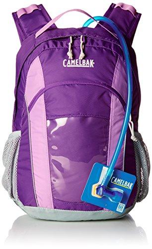 Camelbak Kinder Trinksystem Scout 50 oz INTL Trinkrucksäcke, Pansy/African Violet