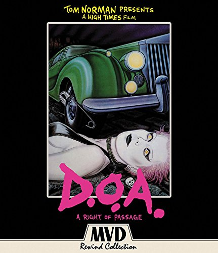 Price comparison product image D.O.A.: A Right of Passage (2-Disc Special Edition) [Blu-ray + DVD]