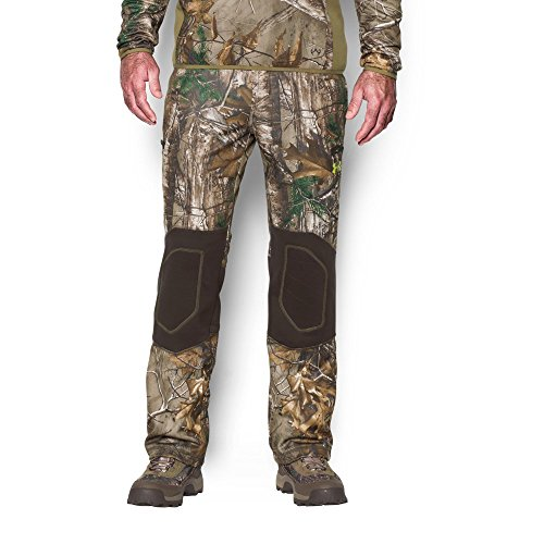 Under Armour Men's Scent Control Fleece Pants, Realtree Ap-Xtra (946), 3X-Large