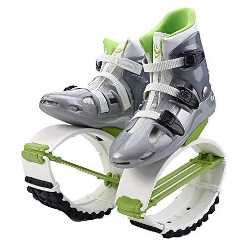 HealHeatersⓇ Kinder Erwachsene Fitness Jump Schuhe Unisex Anti-Gravity Running Boots, Bounce Schuhe Fun for All Ages,39/41