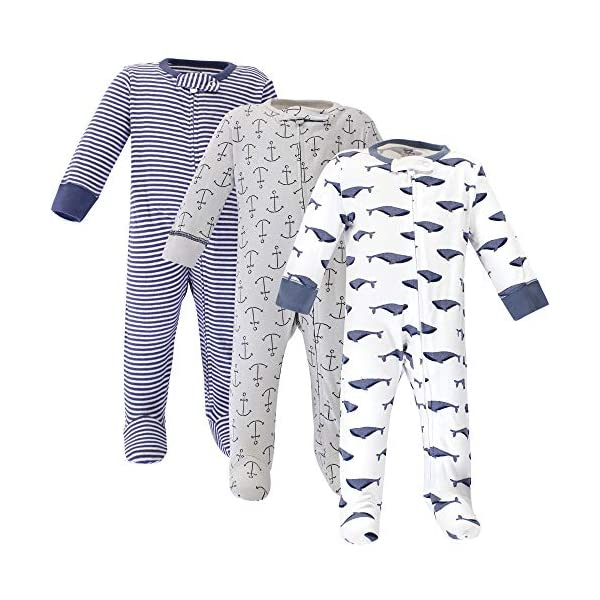 Touched by Nature Baby Organic Cotton Sleep and Play
