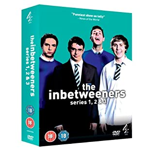 The Inbetweeners - Series 1-3 - Complete [DVD] (B003AYLBV0) | Amazon price tracker / tracking, Amazon price history charts, Amazon price watches, Amazon price drop alerts