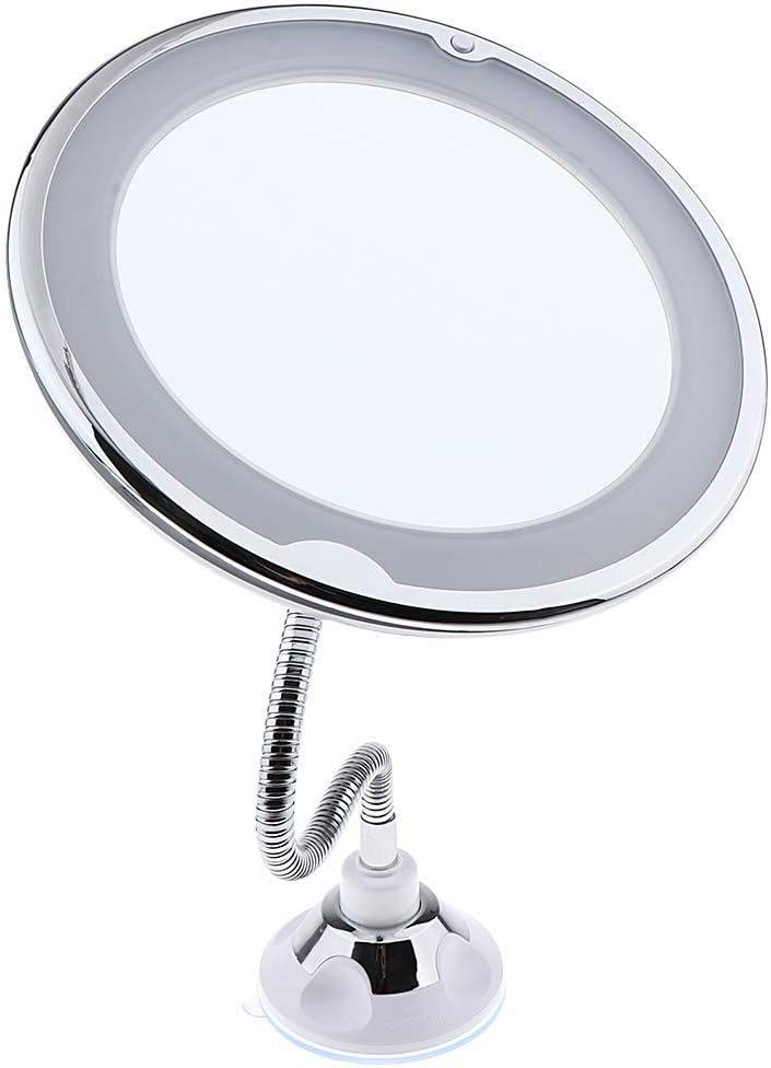 Trust BINGFANG-W Mirror Portable Vanity Table Up Attention brand Make Dressing