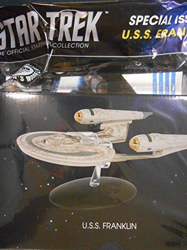 Colección de Naves Espaciales de Star Trek Especial U.S.S. Franklin