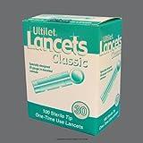 Boca Medical Ultilet Classic Lancets 30g-100 ct
