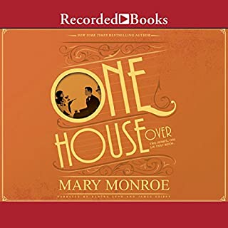 One House Over audiobook cover art