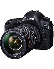Canon EOS 5D Mark IV 24-105mm f/4 L IS II 4K DSLR Fotoğraf Makinesi