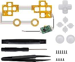 OSALADI 1 conjunto de ganme lidar com botões rocker diy gamepad modifica a placa de luz (mostrado)