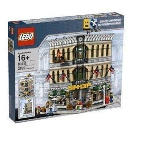 LEGO 10211 Parallel Import Goods Grand Emporium Creator Grand Department (Japan Import)