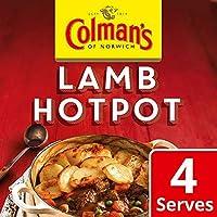 [Colman's] コールマンの子羊鍋レシピミックス41グラム - Colman's Lamb Hotpot Recipe Mix 41G [並行輸入品]