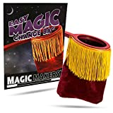 Magic Makers - The Magic Change Bag - Red Edition - Classic Vanishing Effect